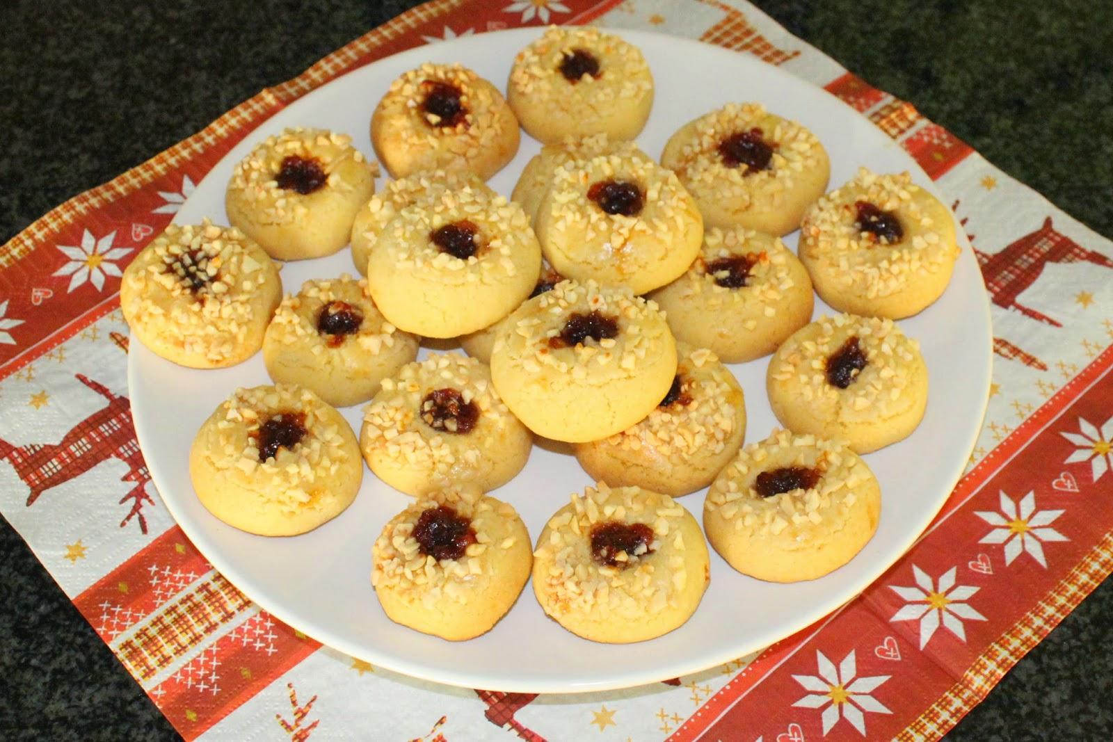 Einfache Weihnachtsplätzchen Rezepte Bild.Plätzchen Rezepte 3 Kulleraugen Rezept Gebi