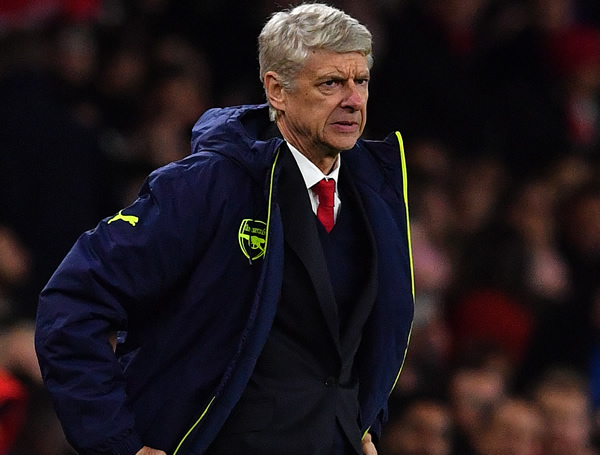 Arsenal hope Arsene Wenger remains their manager beyond the end of the season, but the London club
