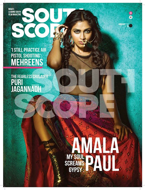 amala paul southscope photoshoot