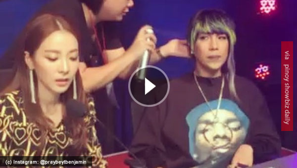 Sandara Park gets the ire of Vice Ganda