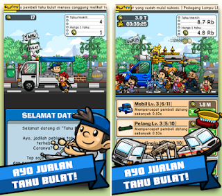 Game Tahu Bulat Mod Apk v3.6.1 Mod Unlimited Money 2016