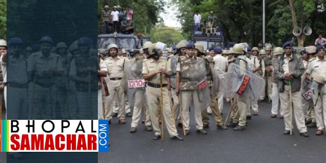 भारत बंद: 45 जिलों में गुस्सा, पूरा मध्यप्रदेश अलर्ट पर | MP NEWS