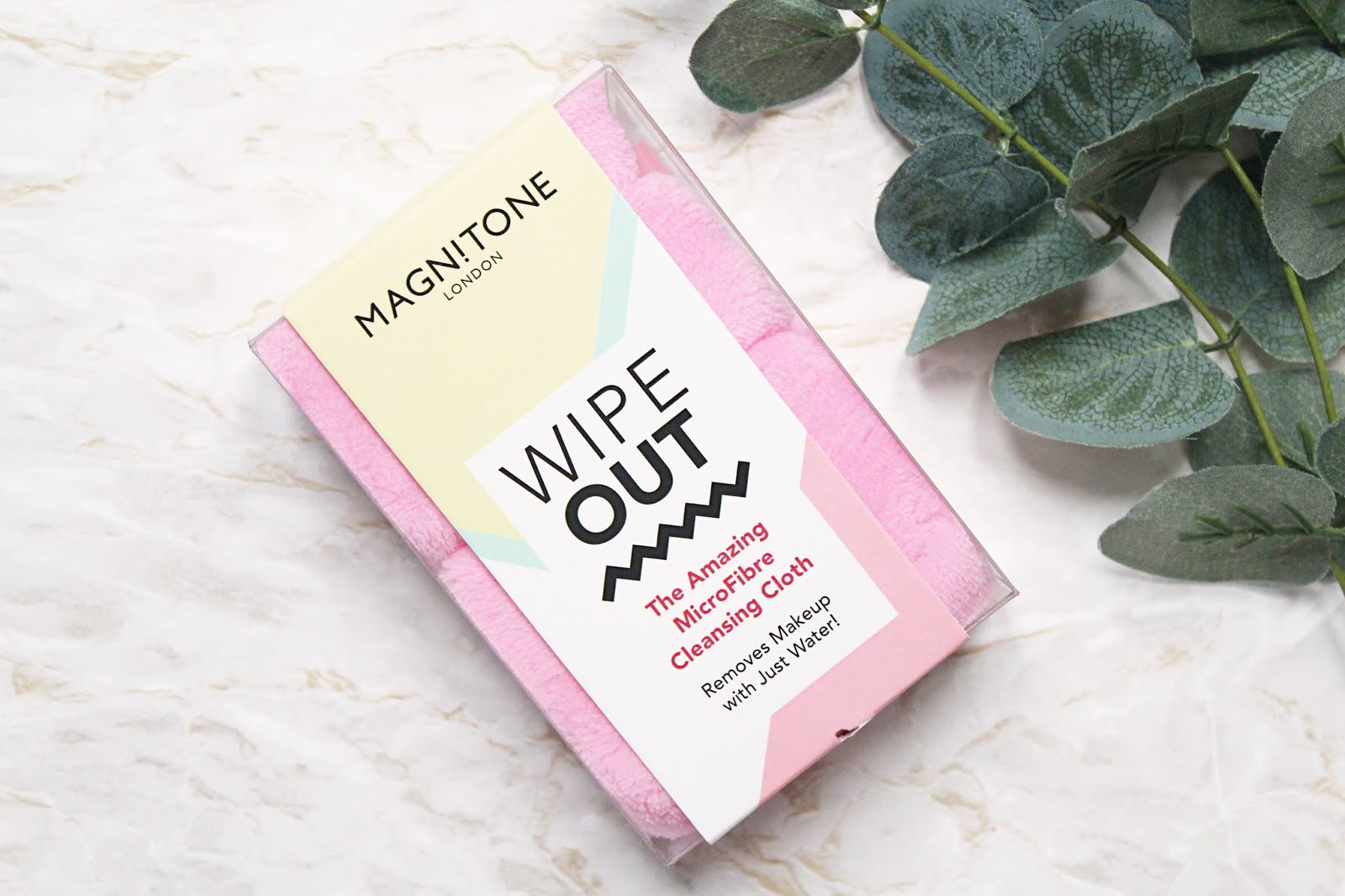 Magnitone WipeOut! Cleansing Cloths