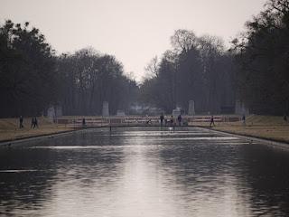 Große Kaskade im Nymphenburger Schlosspark