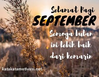 Kata Kata Motivasi Di Bulan September