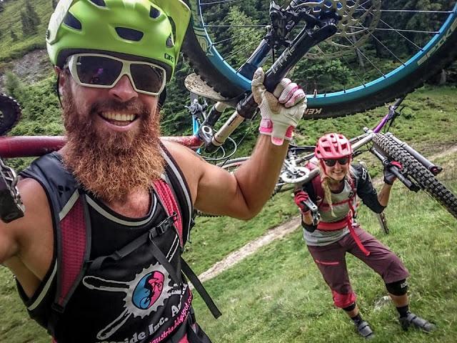 MTB Enduro One 2018 Mountainbike Rennen Wildschönau