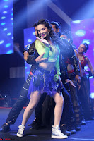 Sunny Leone Dancing on stage At Rogue Movie Audio Music Launch ~  324.JPG