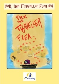 Pek, the traveller flea 4