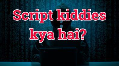 Script kiddies kya hai?