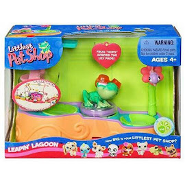 Littlest Pet Shop Small Playset Frog (#236) Pet