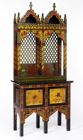 Pre Raphaelite Art Victorian Furniture Styles Including