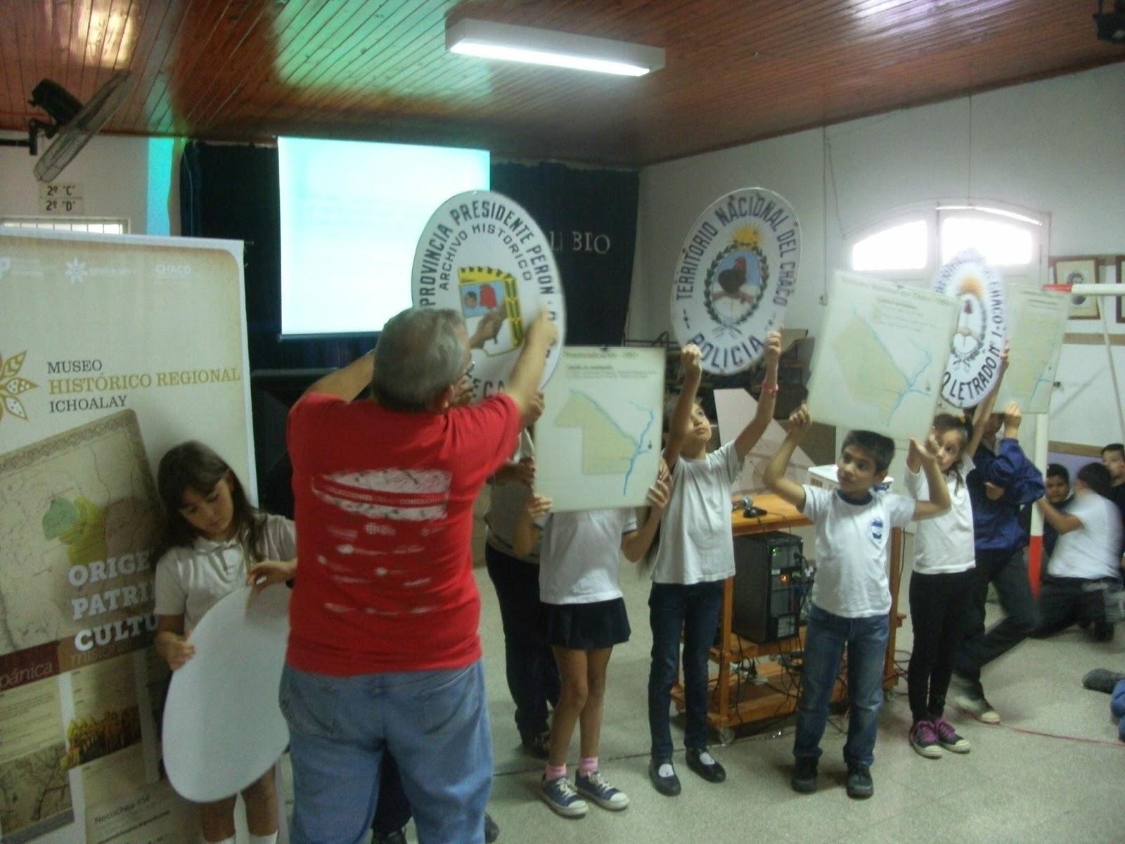 Ichoalay, Visitas, Charlas 2015