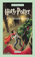 Harry Potter y la cámara secreta, J.K. Rowling