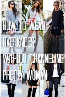 How to wear overknees whatlaliloves.blogspot.com