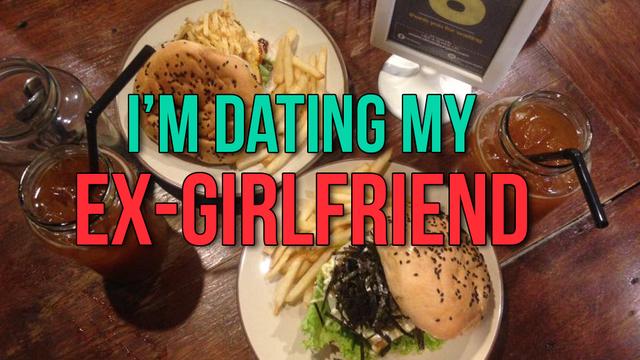 Dating my Ex-Girlfriend at Backyard Burgers