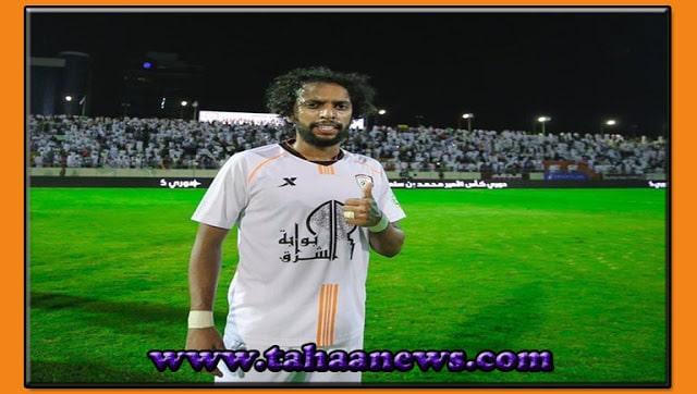 رسميا نادى الشباب يتعاقد مع خالد الغامدى حتى 2023