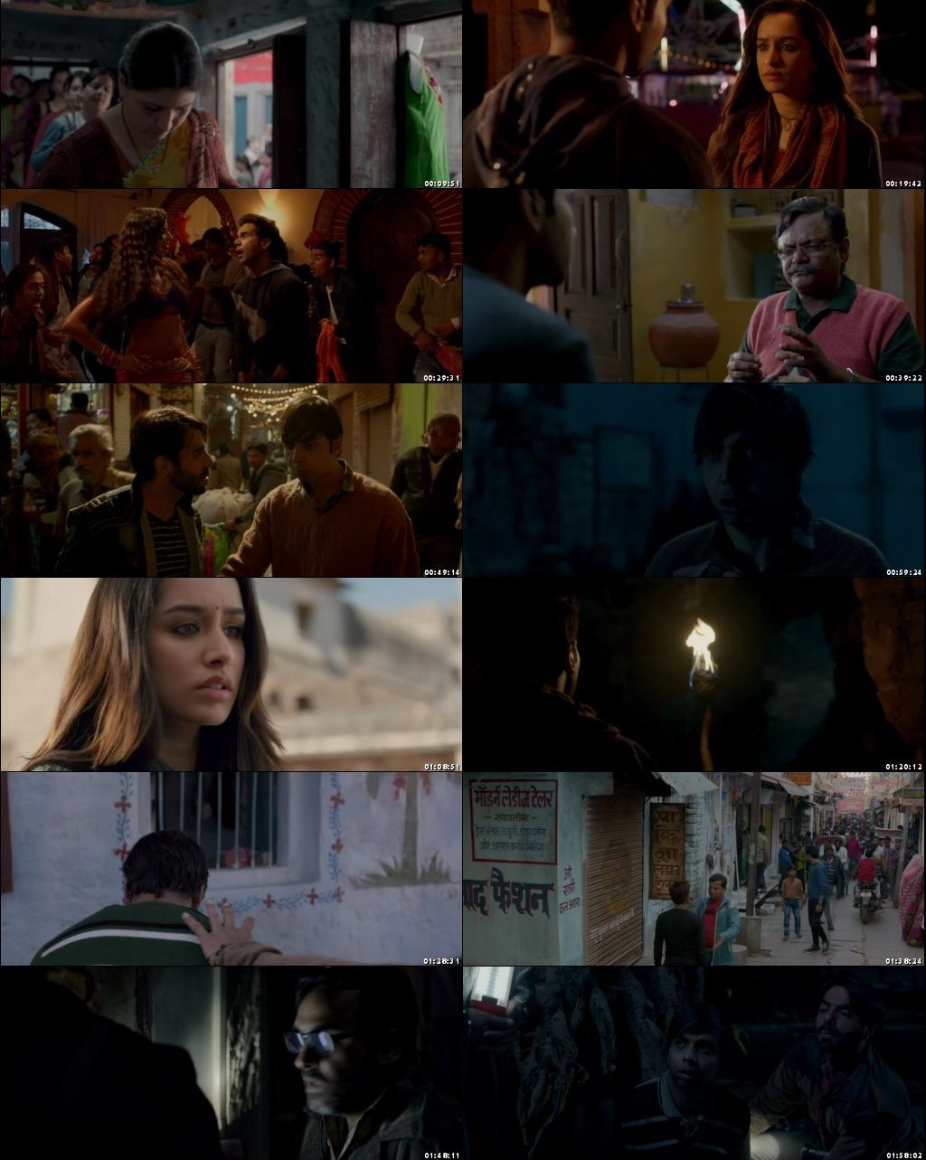 Stree 2018 Full Hindi Movie Download HDRip 1080p