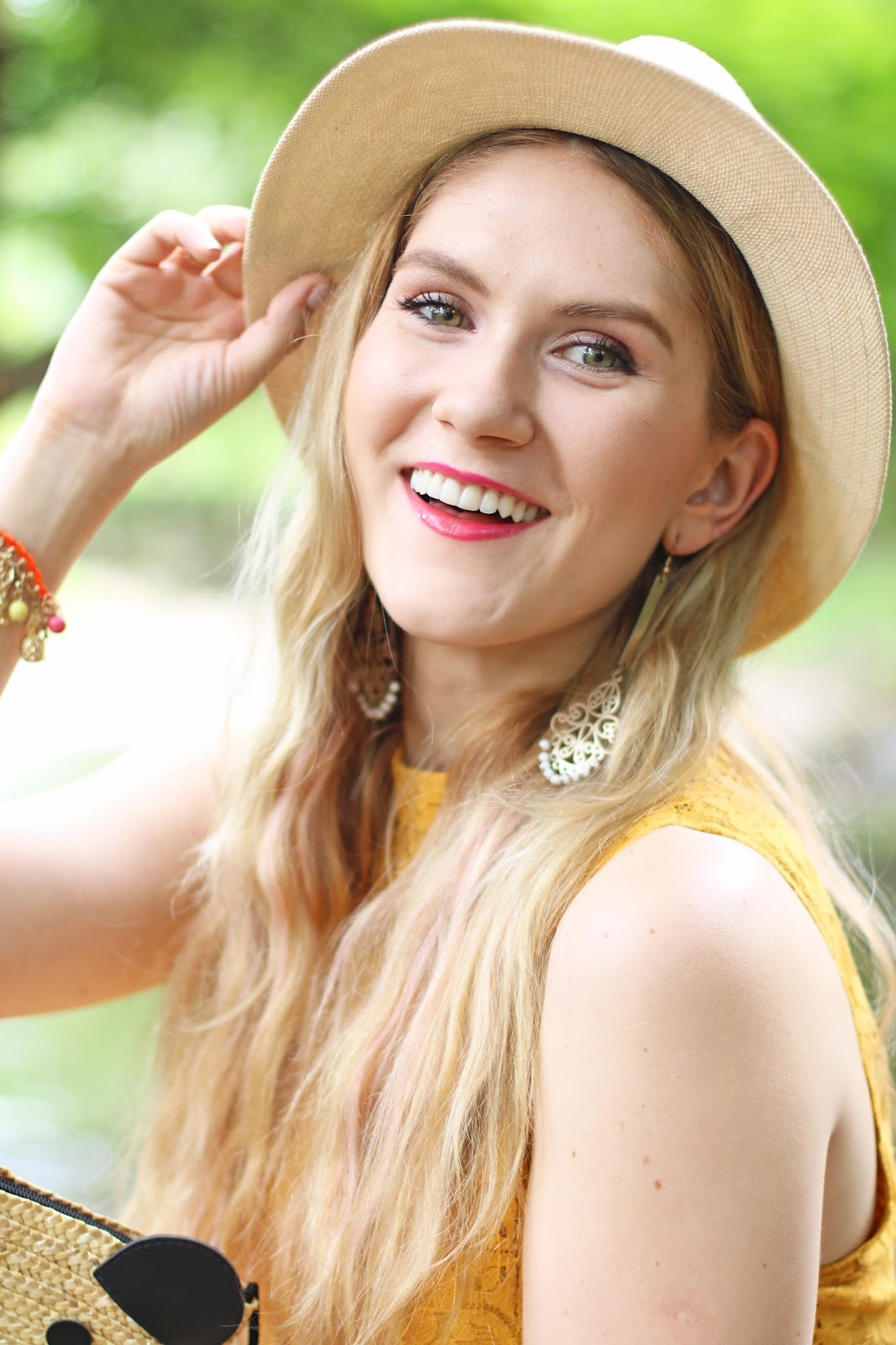 Panama Hats are perfect for Summer!