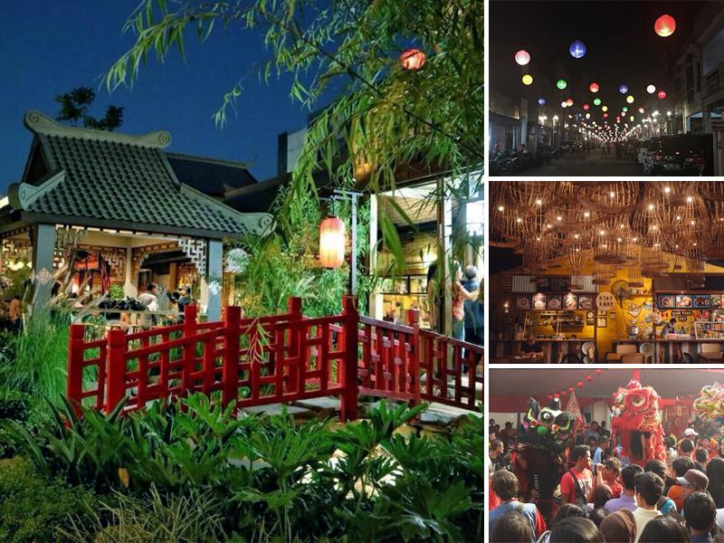 Chinatown Bandung Sentra Kuliner Dan Tempat Nongkrong Kekinian