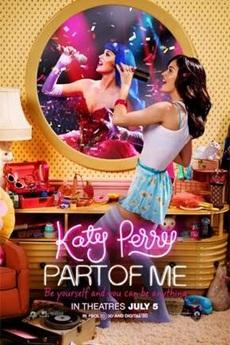 Baixar Filme Katy Perry - Part of Me Torrent Grátis