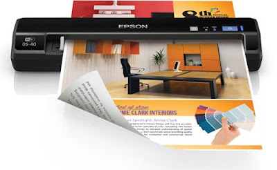 Epson WorkForce DS-40 Driver Download