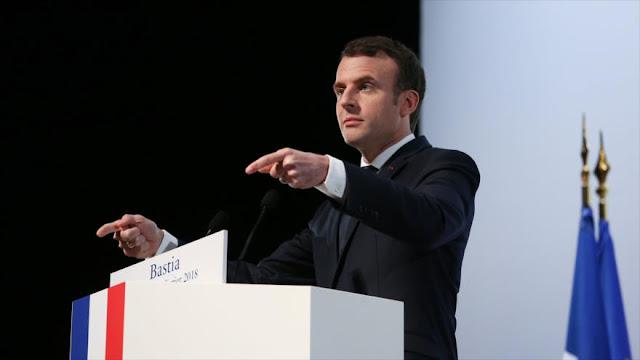 """Francia """"atacará"""" Siria si hay pruebas de uso de armas químicas"""