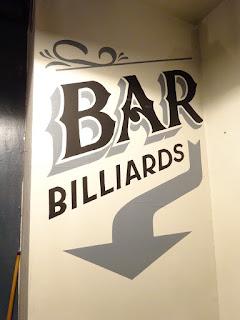 Bar Billiards at The Smithfield Market Tavern in Manchester