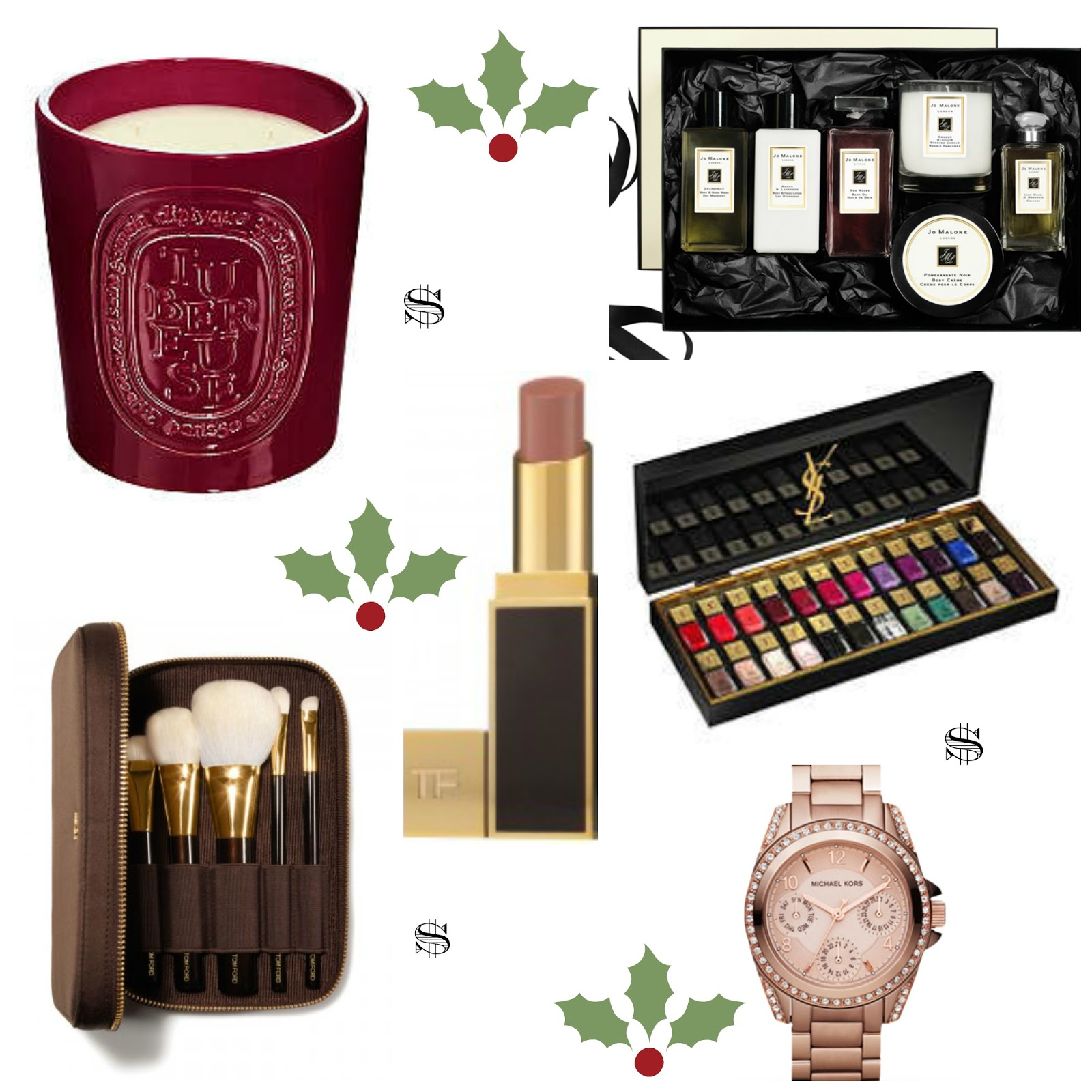 Lou Loves Beauty High End Chritmas Gifts With A High End
