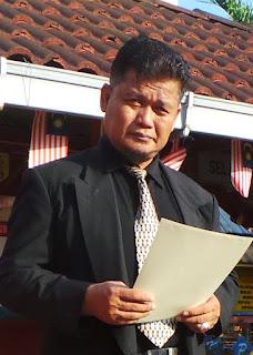 Selamat Bersara Tuan Guru Besar