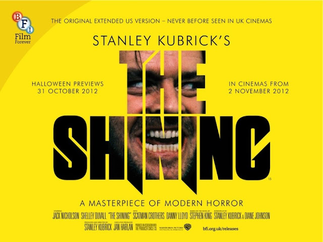 CINE ΣΕΡΡΕΣ, The Shining (1980), Jack Nicholson, Shelley Duvall, Danny Lloyd,