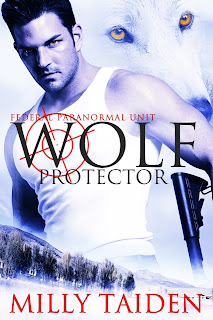Review: Wolf Protector by Milly Taiden