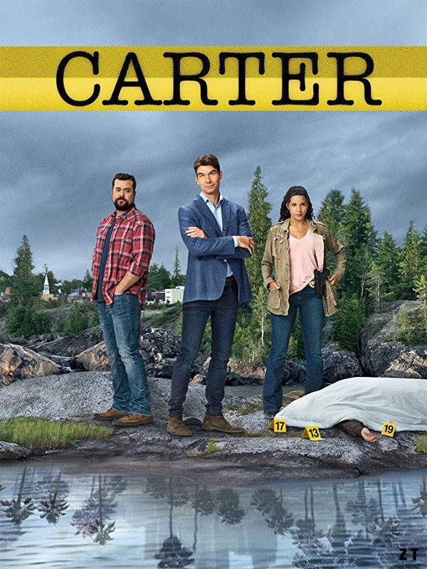 Carter – Saison 2 [Streaming] [Telecharger]