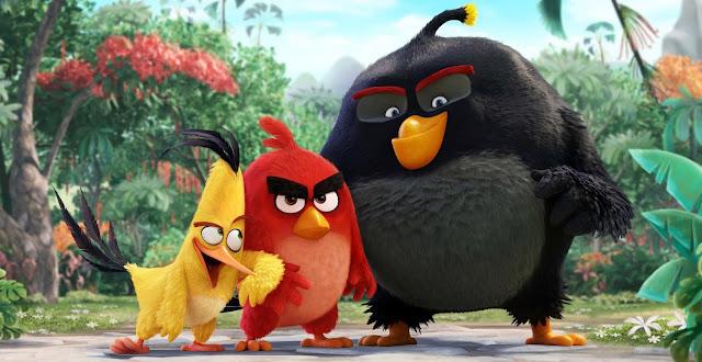 Veja o segundo trailer da animação Angry Birds: O Filme