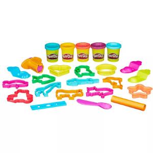 Conjunto Play-Doh Embalagem Especial com 20 Peças Hasbro