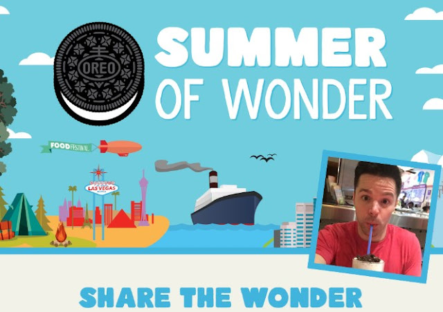 This summer, Oreo wants to see you chowing down on yummy Oreo desserts and treats! Share with them on Instagram or Twitter and you could win your choice of vacation package!