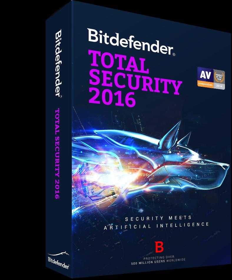 Bitdefender Total Security 2016 key Plus Crack Latest is Here