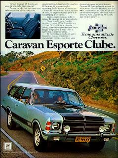 propaganda Caravan SS - 1979