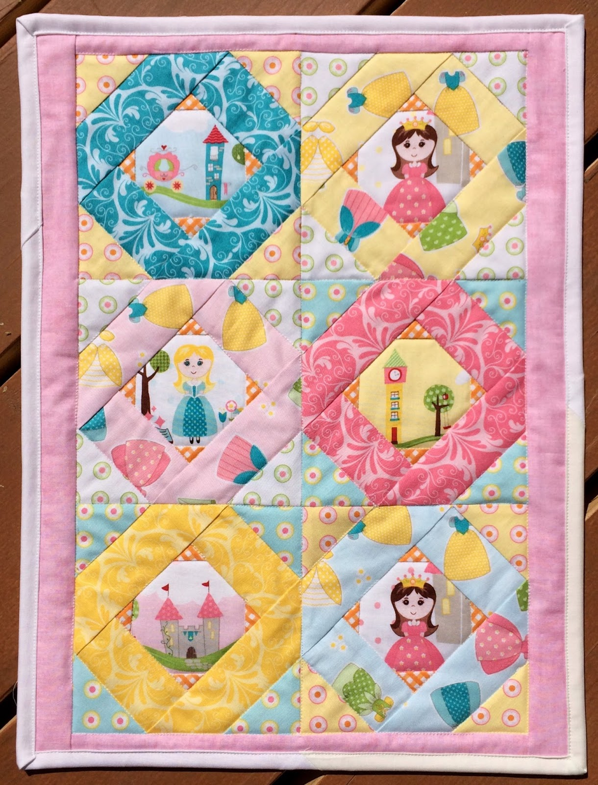 Quilt Patterns Baby Doll Dress