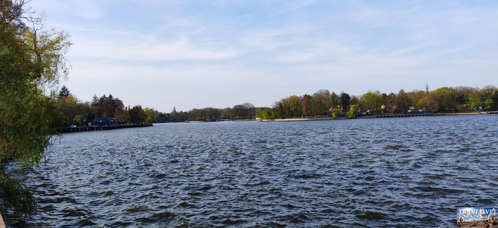 Roumanie Bucarest lac