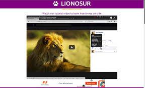 Lionosur Auto Liker Latest APK Download For Android
