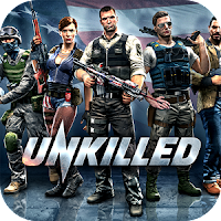 UNKILLED MOD APK high damage