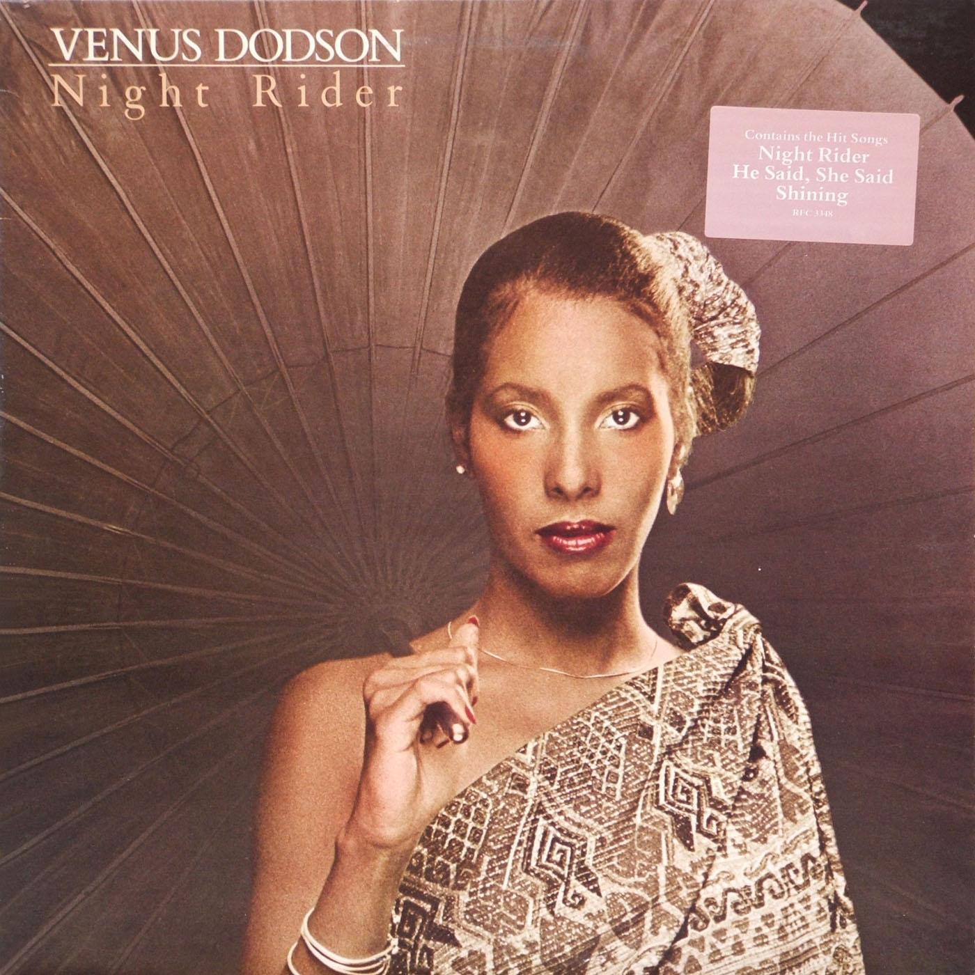 Music Rewind Venus Dodson Night Rider 1979