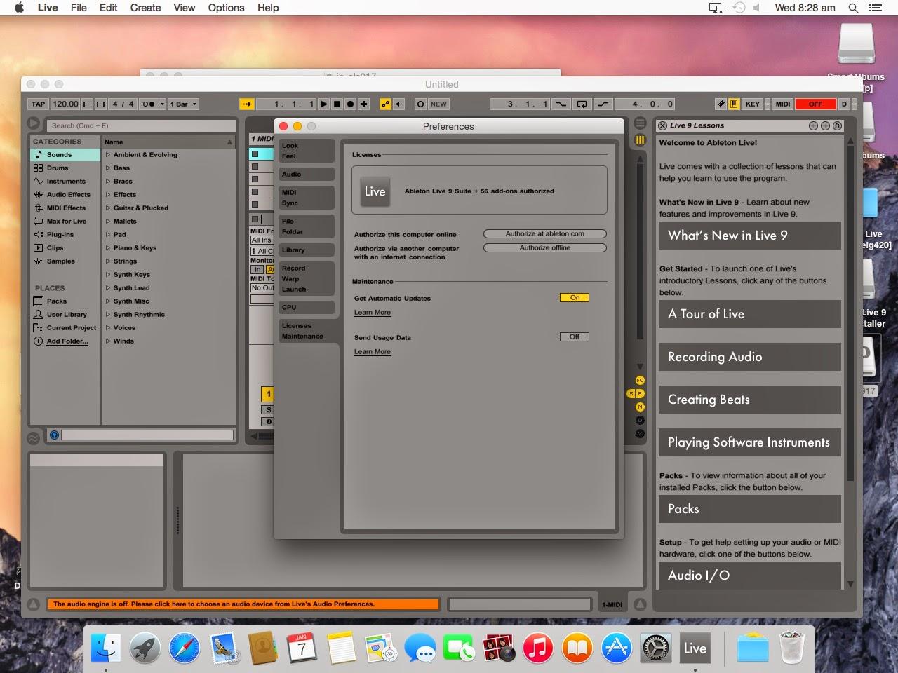 ableton live 7 mac full