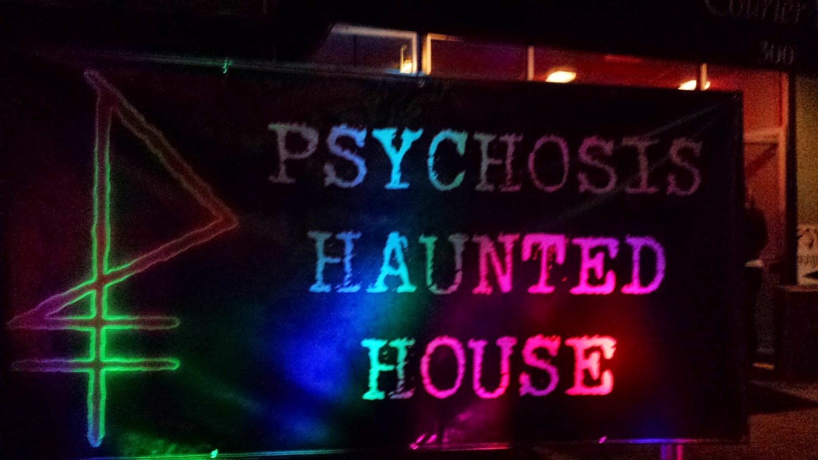Thehorrortourers Review Psychosis Haunted House 2014 Elgin Il
