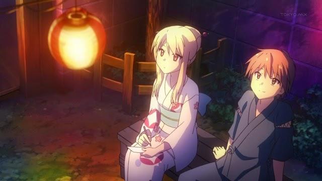 Anime yang awalnya banyak lucunya tapi lama-lama jadi romance drama