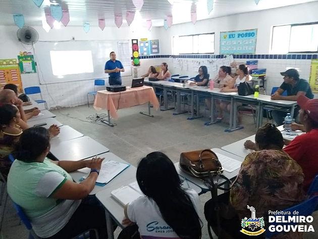 Escolas Municipais de Delmiro Gouveia iniciam implantação da Gestão Democrática