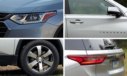2018 Chevrolet Traverse V-6 FWD Test