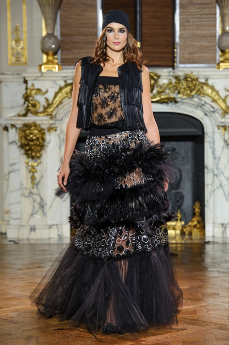 EWA MINGE Couture Show Fall-Winter 2017-2018  Paris Haute Couture Fashion Week