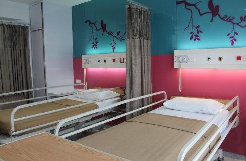 Type of Bed KPJ Selangor