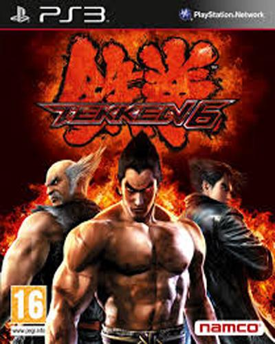 Tekken 6 - Full Version Game Download - PcGameFreeTop